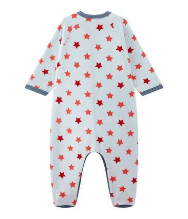 Pijama para bebé niño estampado de estrellas