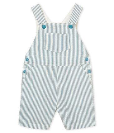 Peto corto de rayas para bebé niño