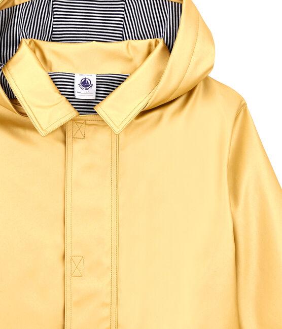 Chubasquero icónico para niña amarillo Dore