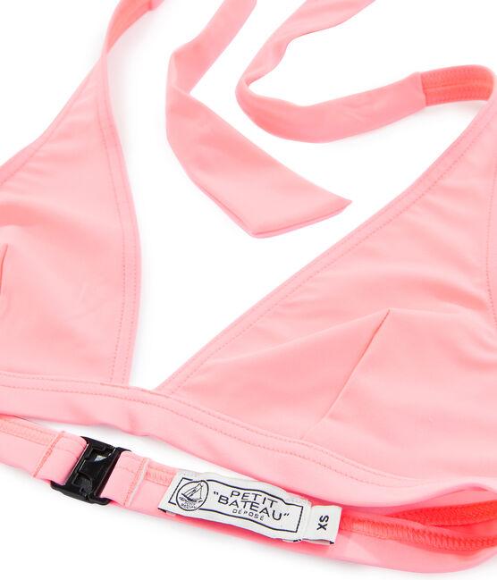 Sujetador de biquini para mujer rosa Fluo Rose