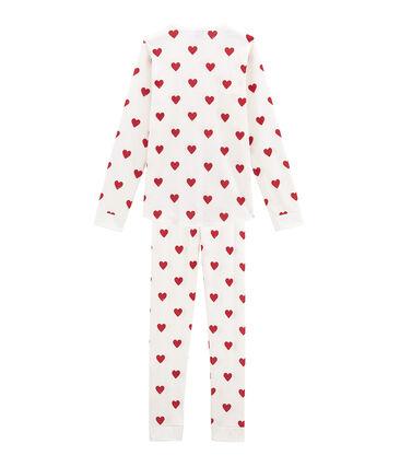 Pijama de punto para chica