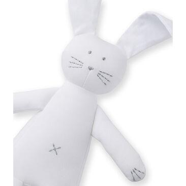 Doudou conejo blanco Ecume