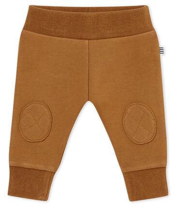 Pantalón para bebé niño en muletón