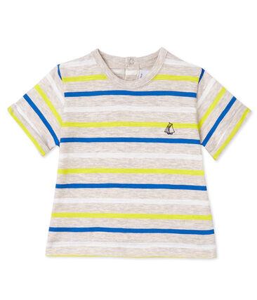 Camiseta de rayas para bebé niño