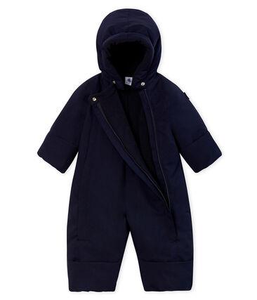 Mono de esquí para bebé unisex azul Smoking