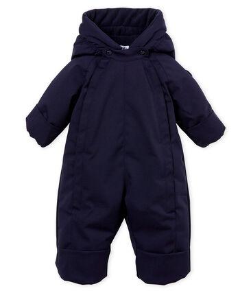 Combinación de esquí para bebé unisex azul Smoking