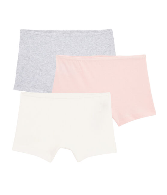 Tres culottes para niña lote .