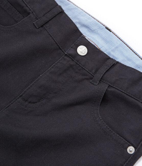 Pantalón denim para niño gris Capecod