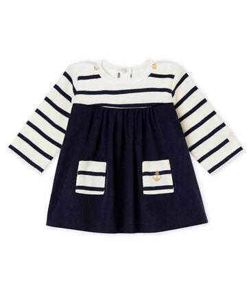 Vestido icónico para bebé niña