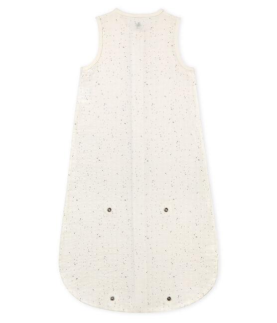 Saquito ligero para bebé unisex blanco Marshmallow / blanco Multico