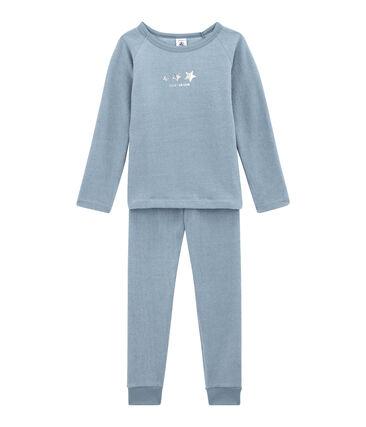 Pijama para niño azul Astro