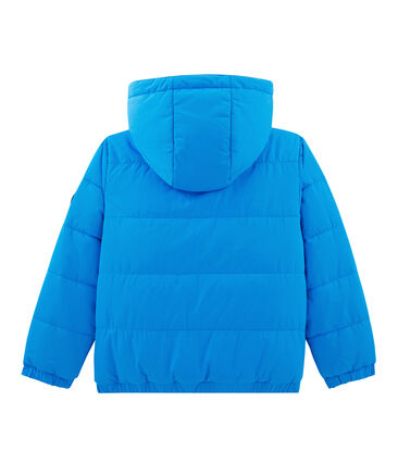 Plumas infantil unisex azul Wave