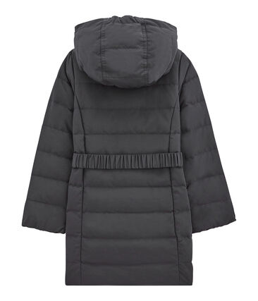 Doudoune para niña con capucha