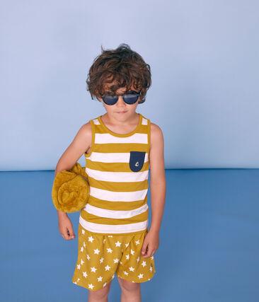 Camiseta de tirantes infantil para niño