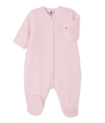 Pelele de noche para bebé niña