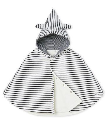 Capa icónica para bebé de acanalado acolchado