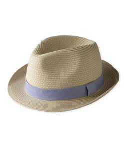 Sombrero de paja para bebé niño