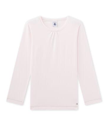 Camiseta de pijama para niña rosa Vienne