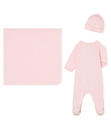 Estuche regalo 3 piezas para bebé unisex lote .