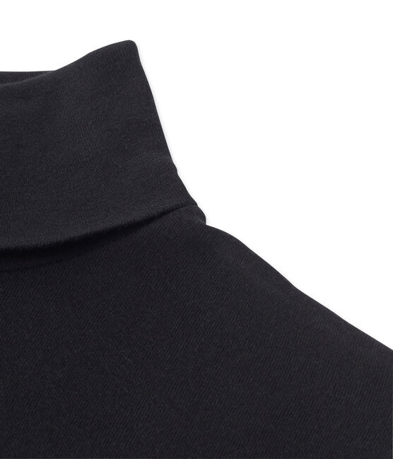 Camiseta interior para mujer negro Noir