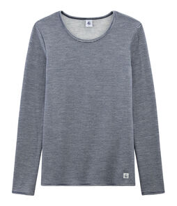 Camiseta de manga larga muy cálida para mujer