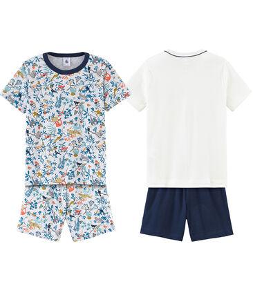 Lote de 2 pijamas para niño