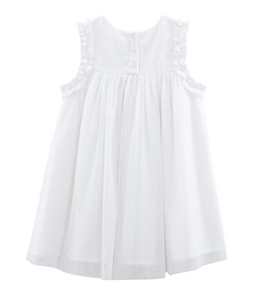 Vestido de ceremonia infantil para niña