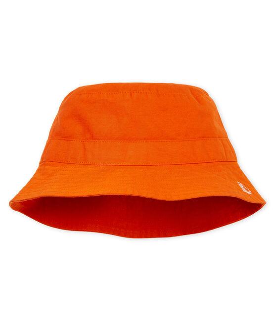 Bob de sarga para bebé niño naranja Carotte