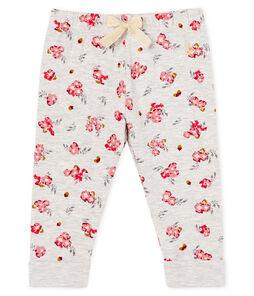 Pantalón de túbico estampado para bebé niña