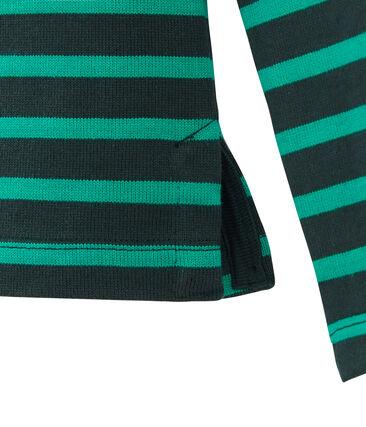 Marinera Mixta verde Sherwood / verde Pivert