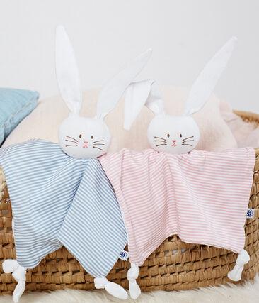 Peluche de conejo para bebé de punto