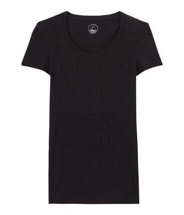 Camiseta de algodón ligero para mujer