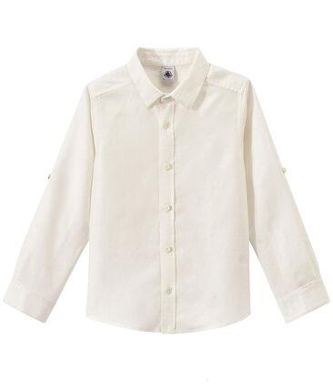Camisa de niño Oxford