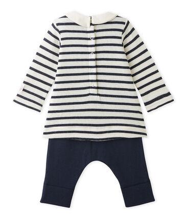 Vestido legging para bebé niña