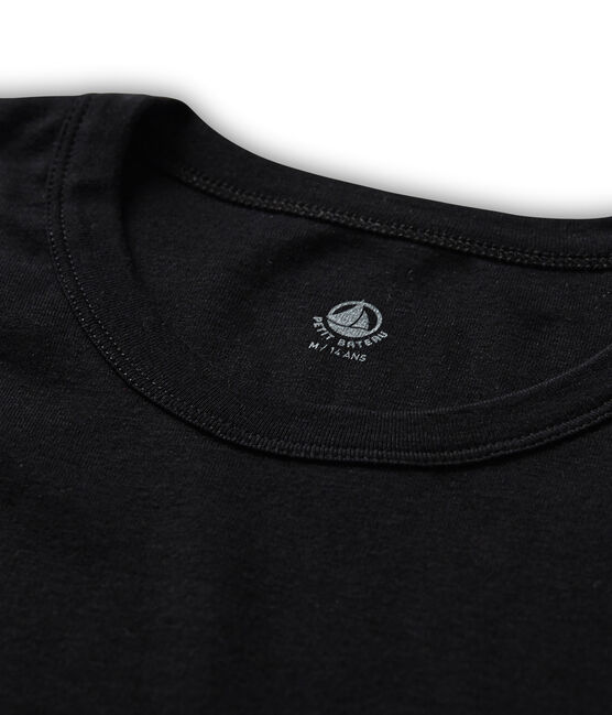 Camiseta para hombre negro Noir