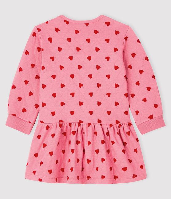 Vestido de manga larga para bebé niña CHEEK/TERKUIT