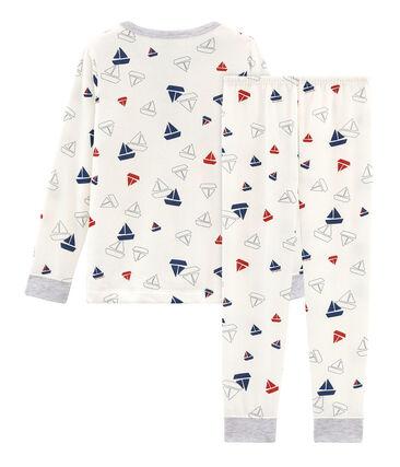 Pijama de muletón para niño