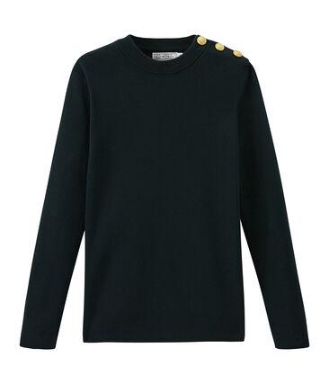 Jersey icónico marinero para mujer