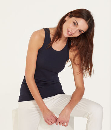 Camiseta de tirantes icónica para mujer