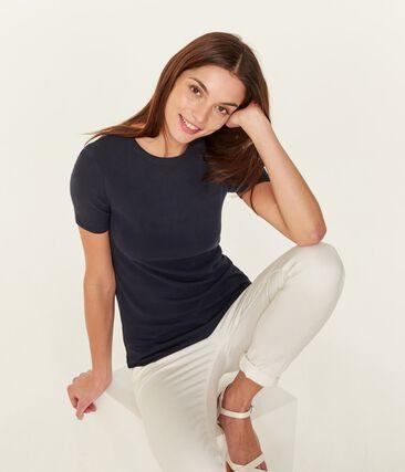 Camiseta de manga corta icónica de mujer