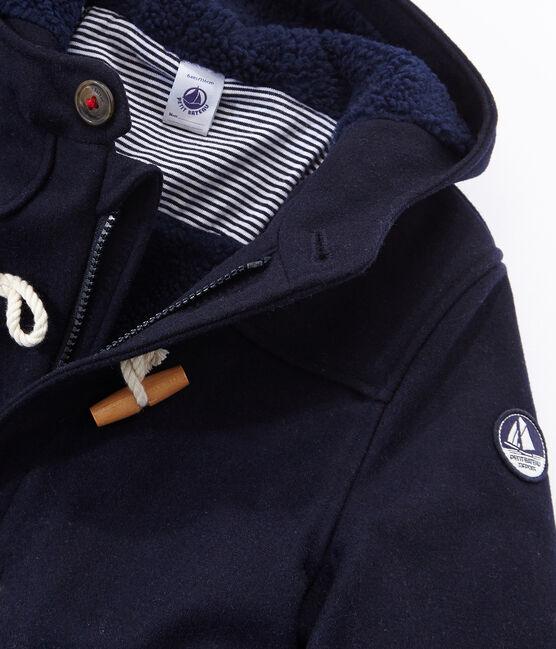 Abrigo para niño azul Smoking