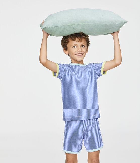Dúo de pijama corto y pijama para niño lote .