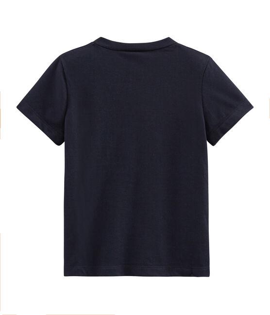 Camiseta manga corta infantil para niño SMOKING