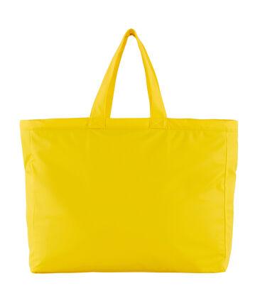 Bolso liso amarillo Jaune