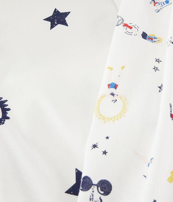 Juego de 2 camisetas de manga larga con estampado festivo de niño pequeño lote .