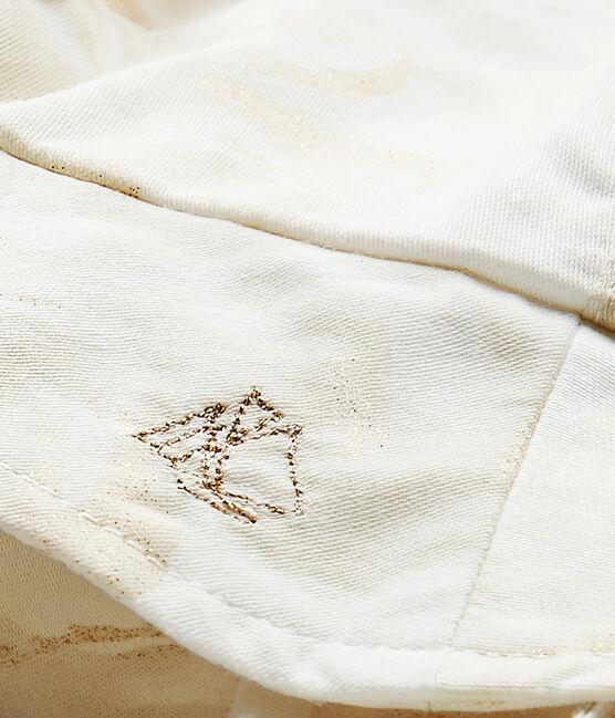 Gorro bebé de niña blanco Marshmallow / blanco Multico