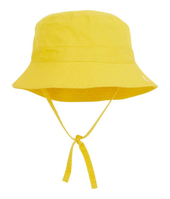 Bob de sarga lisa para bebé niña/niño amarillo Gengibre