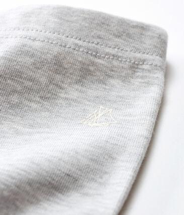 Leggings para bebé niña gris Beluga