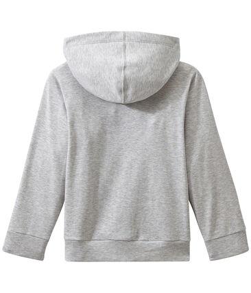 Sudadera con capucha para niño