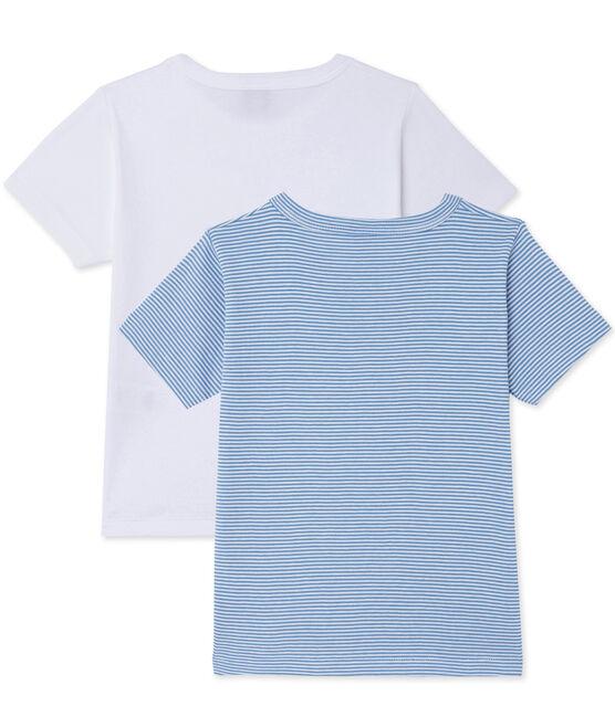 Lote de 2 camisetas para niño lote .